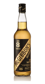 McGibbon's Gold Ribbon 8 Years Old