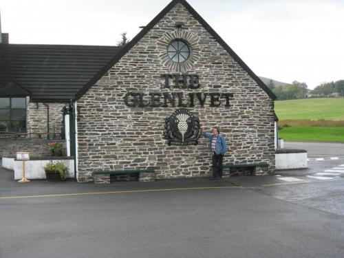 Schotland 2011 -The Glenlivet